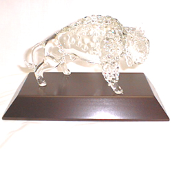 Crystal Buffalo - Large
