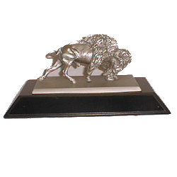 Pewter Buffalo