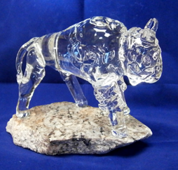 A Crystal Buffalo Masterpiece